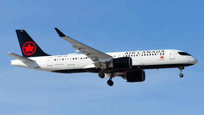 C-GMZN - Airbus A220-371 - Air Canada