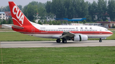B-2681 - Boeing 737-79P - China United Airlines