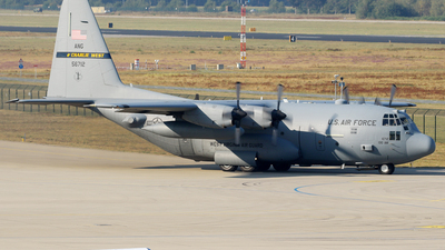 95-6712 - Lockheed C-130H Hercules - United States - US Air Force (USAF)
