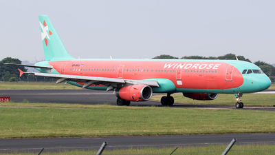 UR-WRJ - Airbus A321-231 - Windrose Airlines