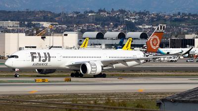 DQ-FAJ - Airbus A350-941 - Fiji Airways