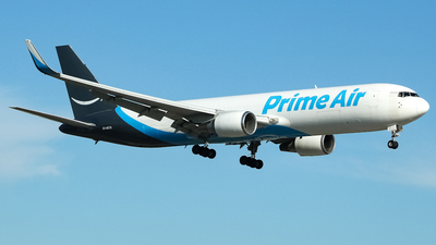 N1487A - Boeing 767-31K(ER)(BDSF) - Amazon Prime Air (Atlas Air)