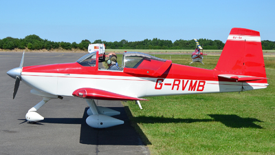 A picture of GRVMB - Van's RV9A - [PFA 32014324] - © Adam Loader