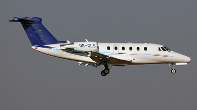 OE-GLS - Cessna 550 Citation II - Tyrolean Jet Services
