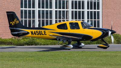 N456LE - Cirrus SR22 G2 GTS - Private