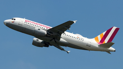 D-AKNJ - Airbus A319-112 - Germanwings