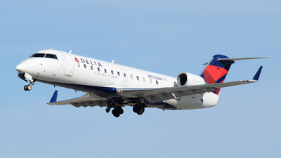 N953SW - Bombardier CRJ-200ER - Delta Connection (SkyWest Airlines)