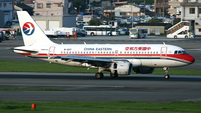 B-2217 - Airbus A319-112 - China Eastern Airlines