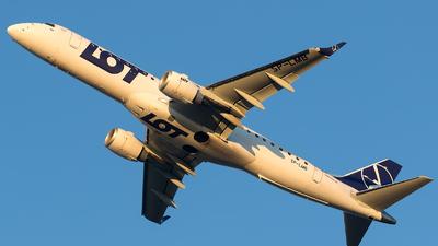 SP-LMB - Embraer 190-100STD - LOT Polish Airlines
