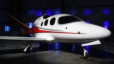 N1WA - Cirrus Vision SF50 - Private