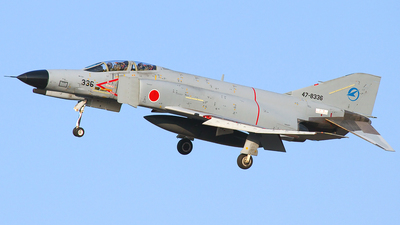 47-8336 - McDonnell Douglas F-4EJ Phantom II - Japan - Air Self Defence Force (JASDF)
