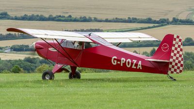 A picture of GPOZA - Just Escapade ULP(2) - [BMAA/HB/347] - © Colin Hollywood