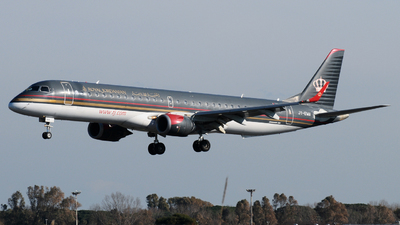 JY-EMA - Embraer 190-200LR - Royal Jordanian
