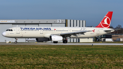 A picture of TCJSC - Airbus A321231 - Turkish Airlines - © Thomas Schmidt-Blindenhöfer