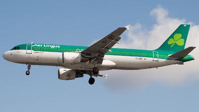 EI-DEF - Airbus A320-214 - Aer Lingus
