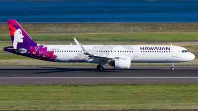 N216HA - Airbus A321-271N - Hawaiian Airlines
