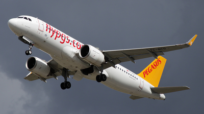 A picture of TCNCG - Airbus A320251N - Pegasus Airlines - © Florian Resech