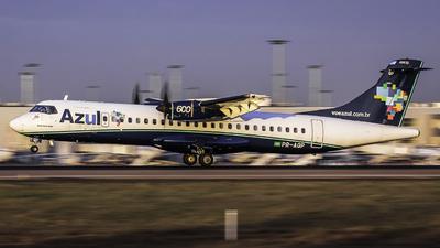 PR-AQP - ATR 72-212A(600) - Azul Linhas Aéreas Brasileiras