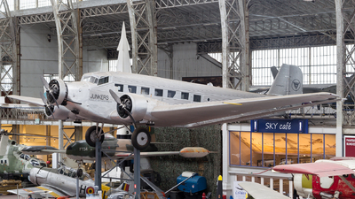 OO-AGU - Junkers Ju-52/3m - Private