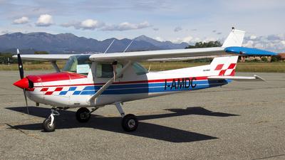 I-AMDC - Cessna A152 Aerobat - Aero Club - Biella