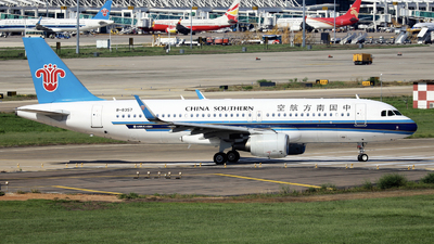 A picture of B8357 - Airbus A320214 - China Southern Airlines - © nibrage