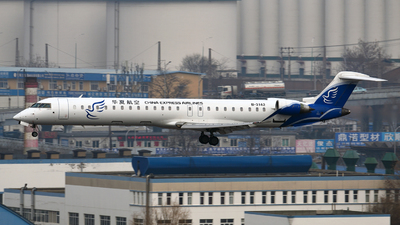 B-3142 - Bombardier CRJ-900ER - China Express Airlines