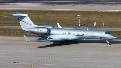 A picture of T7GLF - Gulfstream G550 - [5252] - © Sebastian Sowa