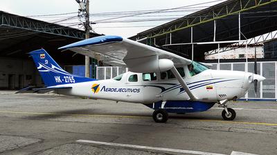 HK-2765 - Cessna U206G Stationair - Aeroejecutivos de Antioquia