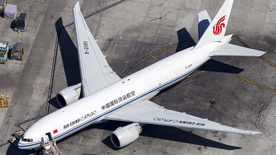 B-2093 - Boeing 777-FFT - Air China Cargo