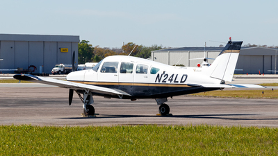 A picture of N24LD - Beech C24R - [MC623] - © Oliver Richter
