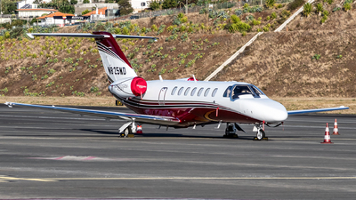 A picture of N825MD - Cessna 525B CitationJet CJ3 - [525B0517] - © Nelson Sousa