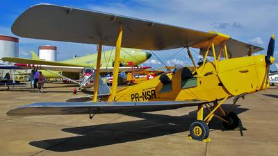 PR-NSR - De Havilland DH-82A Tiger Moth II - Private