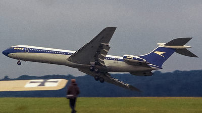 G-ASGM - Vickers Super VC-10 - British Overseas Airways Corporation (BOAC)
