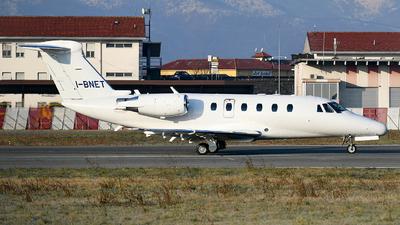 I-BNET - Cessna 650 Citation VII - Aliserio