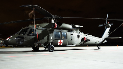 14-20680 - Sikorsky HH-60M Blackhawk - United States - US Army