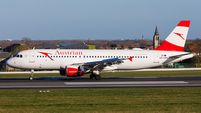 A picture of OELBW - Airbus A320214 - Austrian Airlines - © Andre Bonn