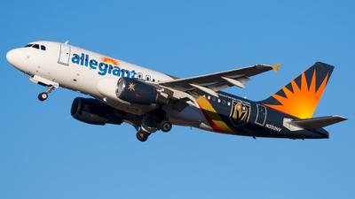 N302NV - Airbus A319-112 - Allegiant Air