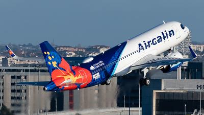 F-WWIR - Airbus A320-271N - Aircalin