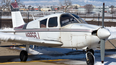 N8858J - Piper PA-28-180 Cherokee - Private