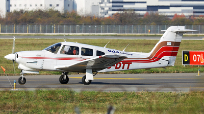 YU-DTT - Piper PA-28RT-201T Turbo Arrow IV - GAS Aviation