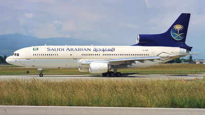 HZ-HM5 - Lockheed L-1011-500 Tristar - Saudi Arabia - Royal Flight