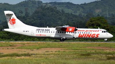 PK-WFS - ATR 72-212A(500) - Wings Air