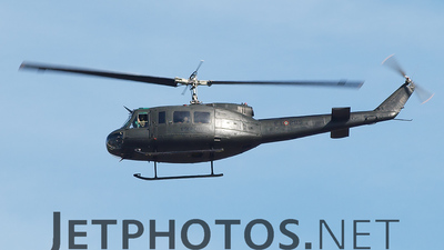 MM80537 - Agusta-Bell AB-205A-1 - Italy - Army