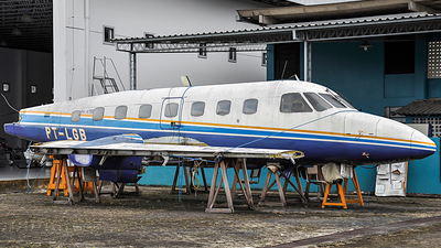 PT-LGB - Embraer EMB-110 Bandeirante - Private