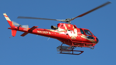N836PA - Eurocopter AS 350B3 Ecureuil - Papillon Grand Canyon Helicopters