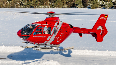 D-HTMJ - Airbus Helicopters H135 - HTM Helicopter Travel Munich