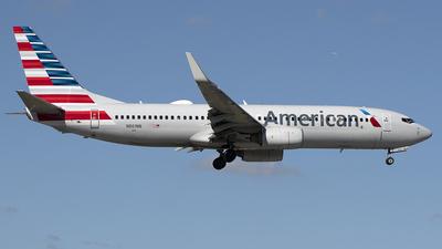 A picture of N861NN - Boeing 737823 - American Airlines - © Art Brett