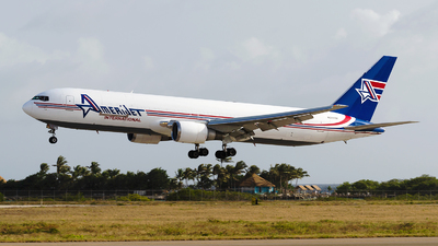 N396CM - Boeing 767-323(ER)(BDSF) - Amerijet International