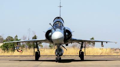 FAB4933 - Dassault Mirage 2000B - Brazil - Air Force