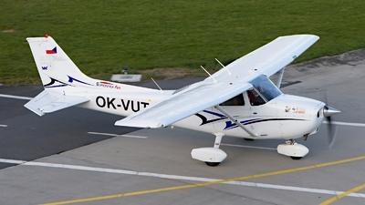 A picture of OKVUT - Cessna 172 Skyhawk - [172S10207] - © Radim Koblížka